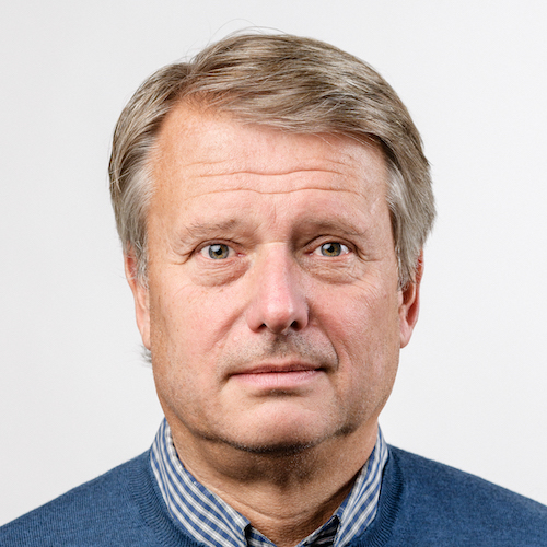 Picture of contact person Peter Nisser